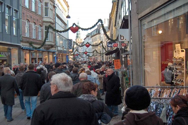 Shopping i København