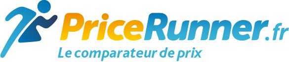 Logo PriceRunner.fr avec baseline