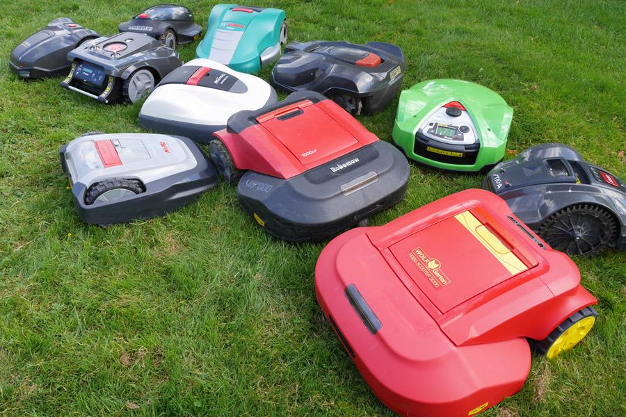 Robotic Lawn Mower By Pricerunner
