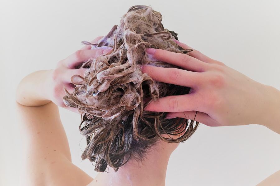 schampo mot gult hår