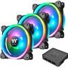 Thermaltake Riing Trio 12 RGB TT Premium Edition PWM 120mm LED 3-pack
