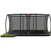 Berg Ultim Champion Flatground 410x250cm + Safety Net DLX XL
