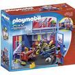 Playmobil Leklada Motorcykelverkstad 6157
