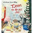 Tjoho, nu är det jul! (Inbunden, 2017)