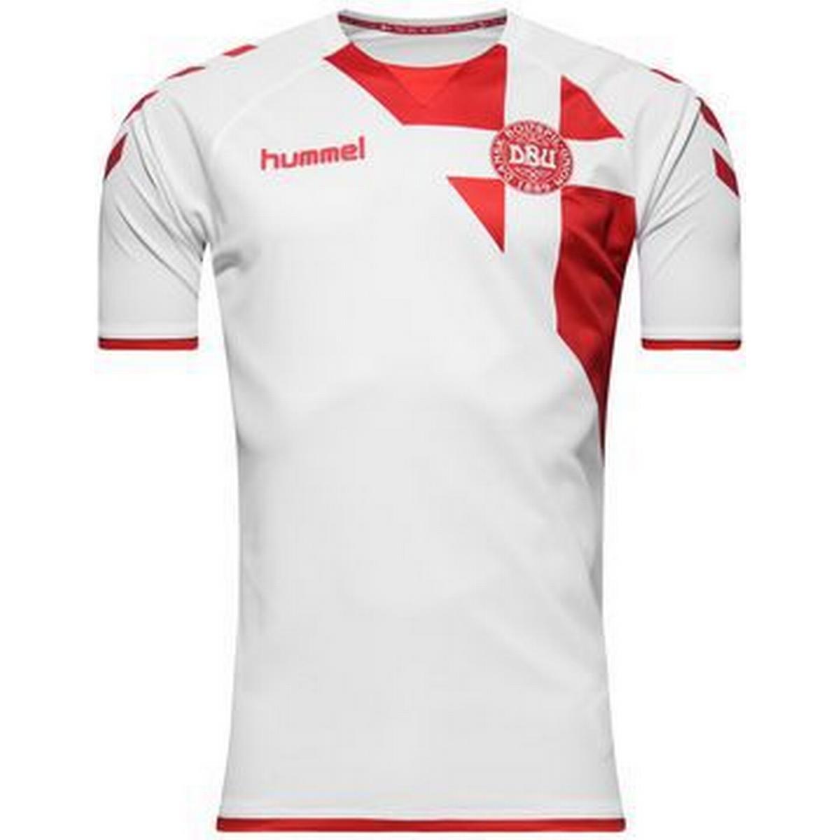 f797d55331f Danmark - Spillertrøje - Sammenlign priser hos PriceRunner