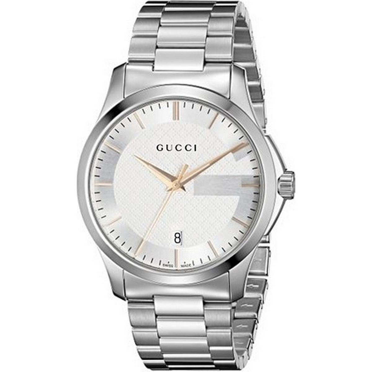 64d7bc5db38 Gucci Ure (800+ modeller) hos PriceRunner • Se den billigste pris nu »