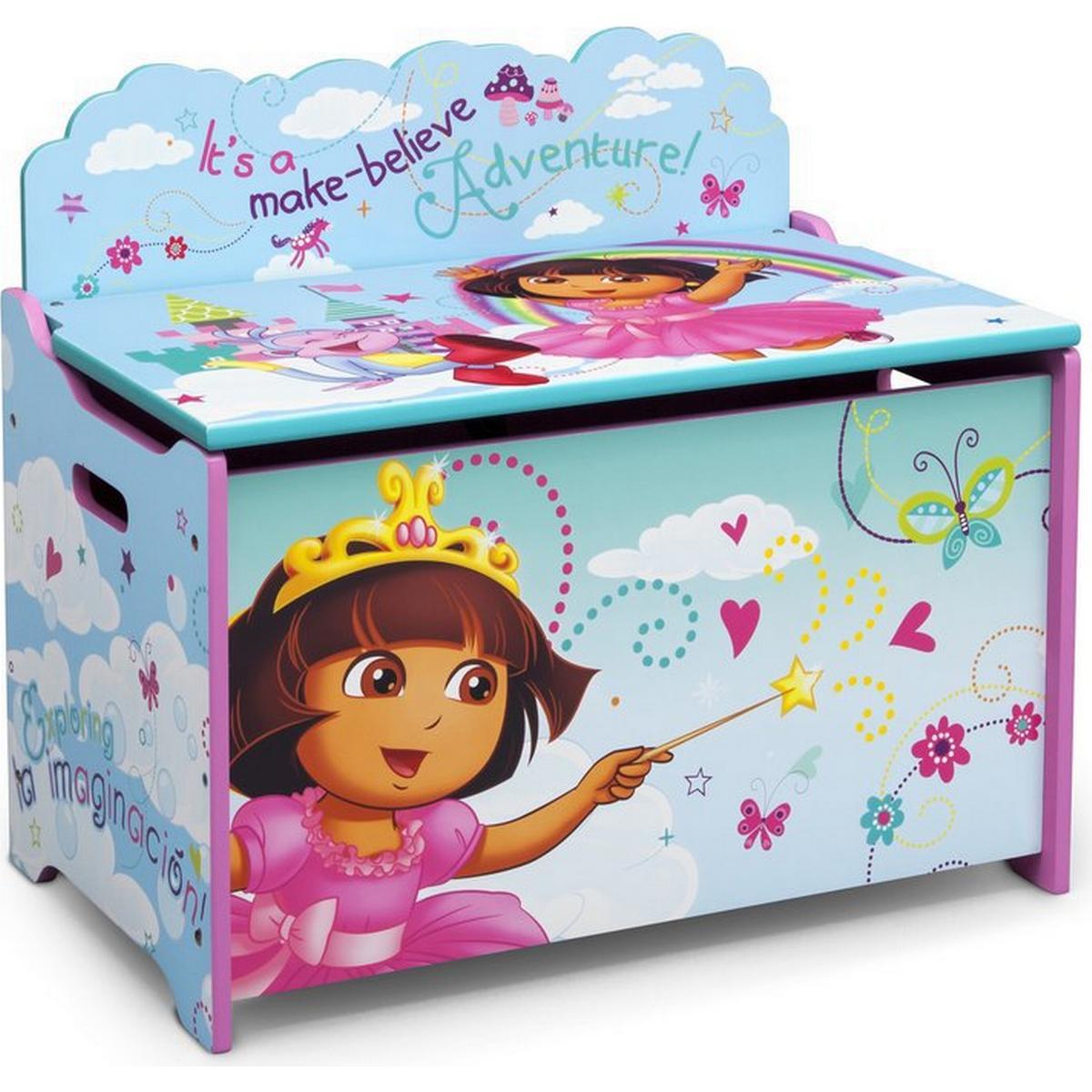 5ee24f5553a Dora the Explorer Børneværelse (7 modeller) • Se billigste pris nu »