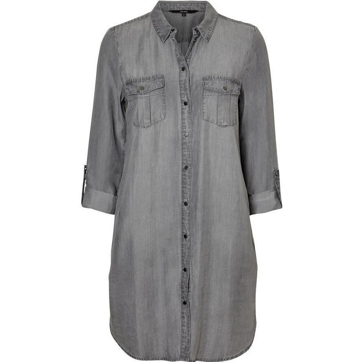 7b6661943 Vero Moda Skjortekjole Dametøj - Sammenlign priser hos PriceRunner