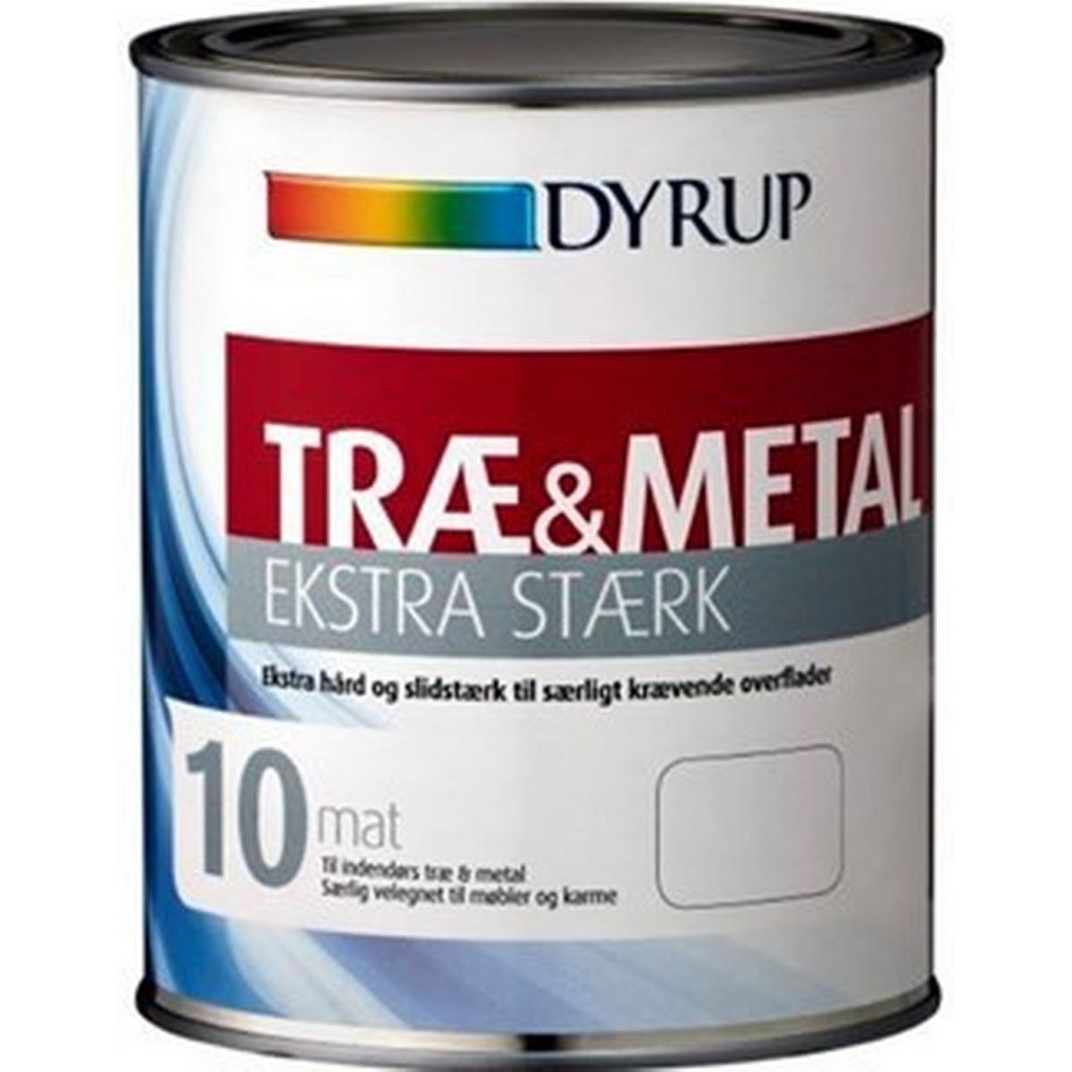 Enormt Metalmaling - Mat - Sammenlign priser hos PriceRunner WE65
