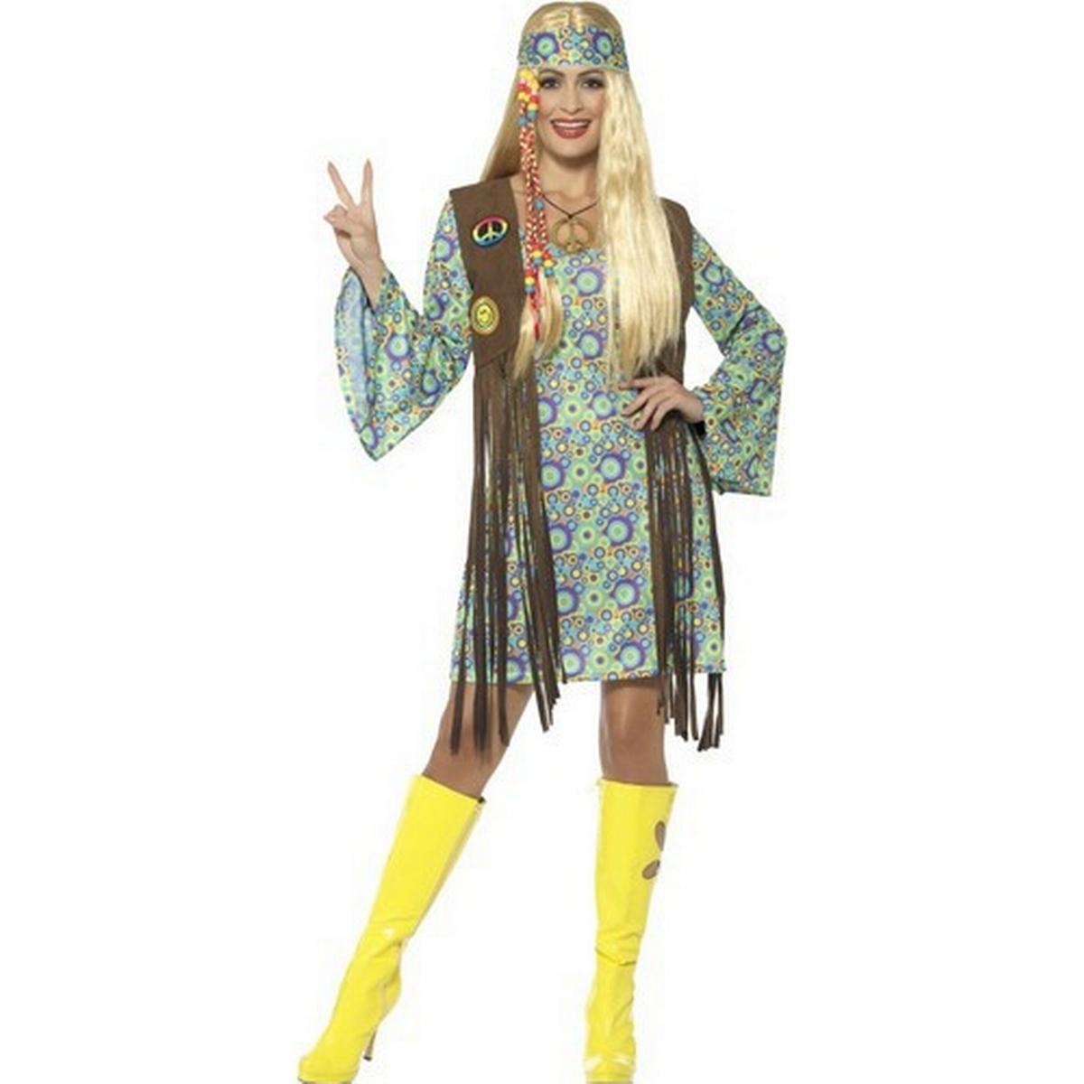37407f6d44c0 Klänningar - Hippie Maskerad - Jämför priser på Klänning PriceRunner