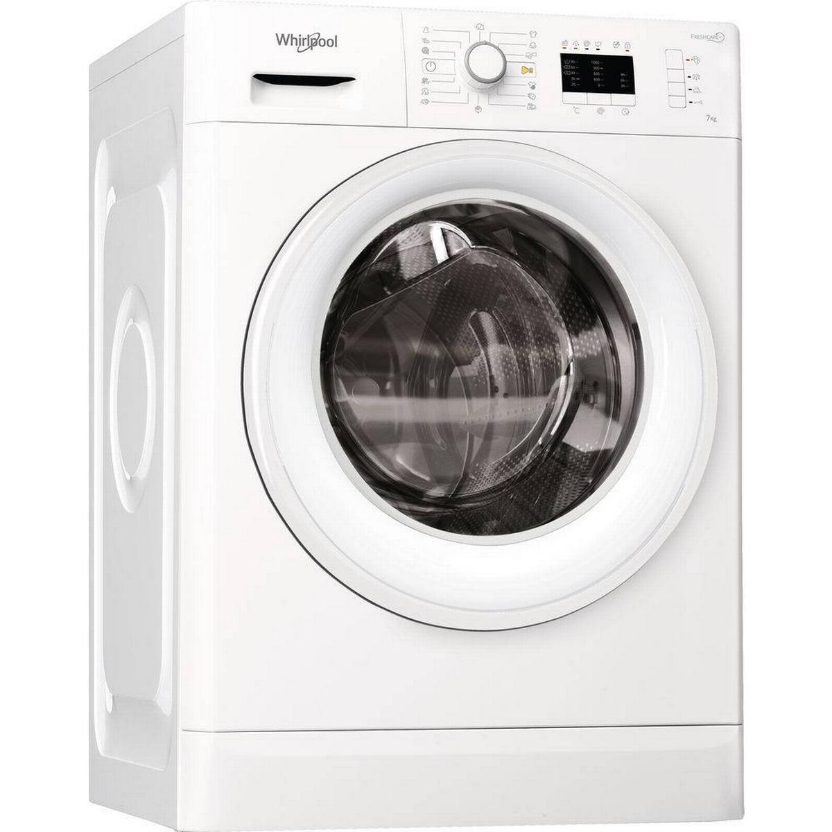 vaskemaskine frontbetjent 40 cm