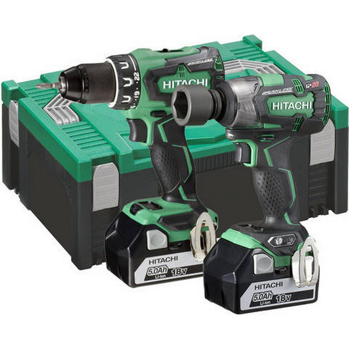 Populära Hitachi Set för Borrmaskiner & Skruvdragare - Jämför priser på UT-25