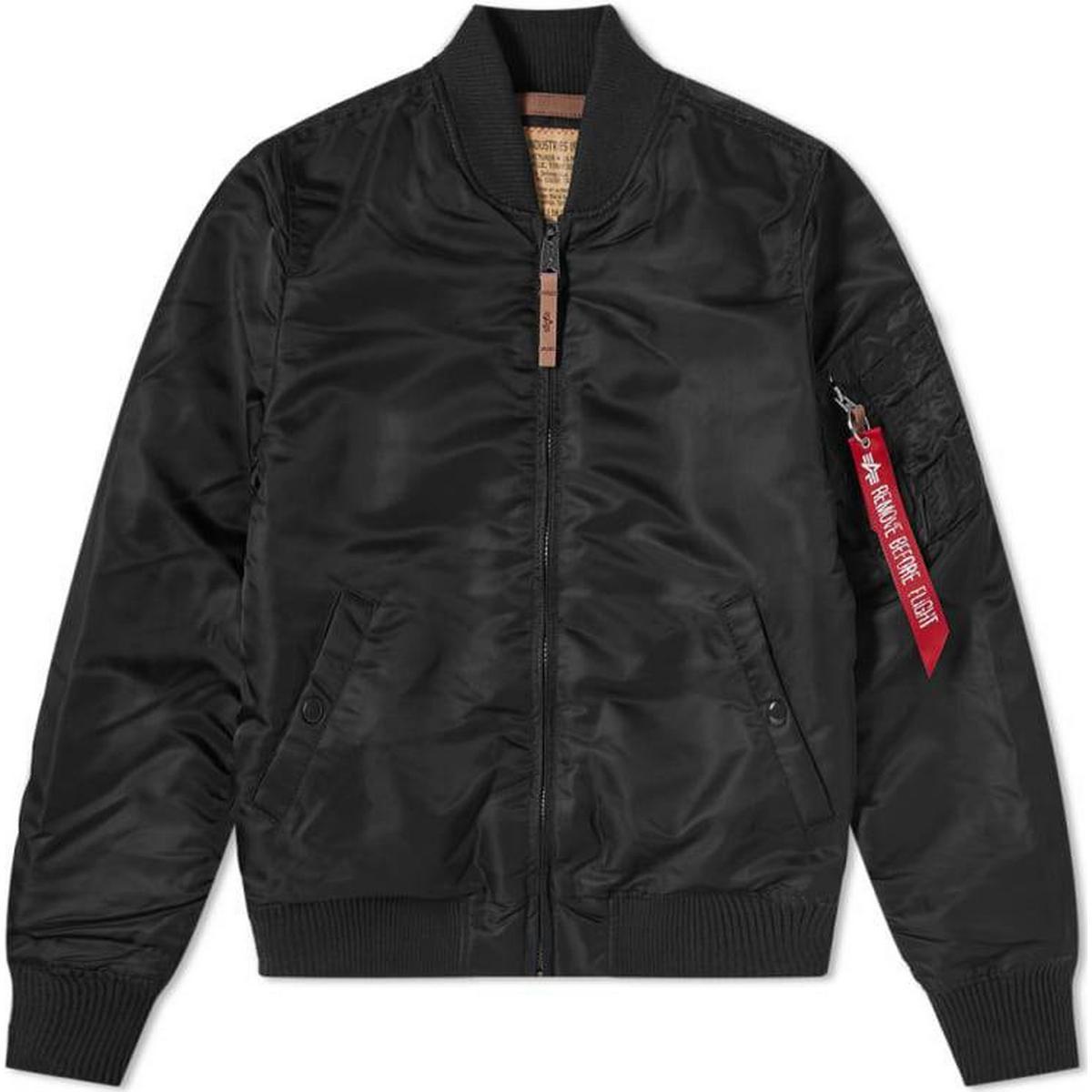 2cd42a5d3fd Alpha Industries Jackor Herrkläder - Jämför priser på Jacka PriceRunner