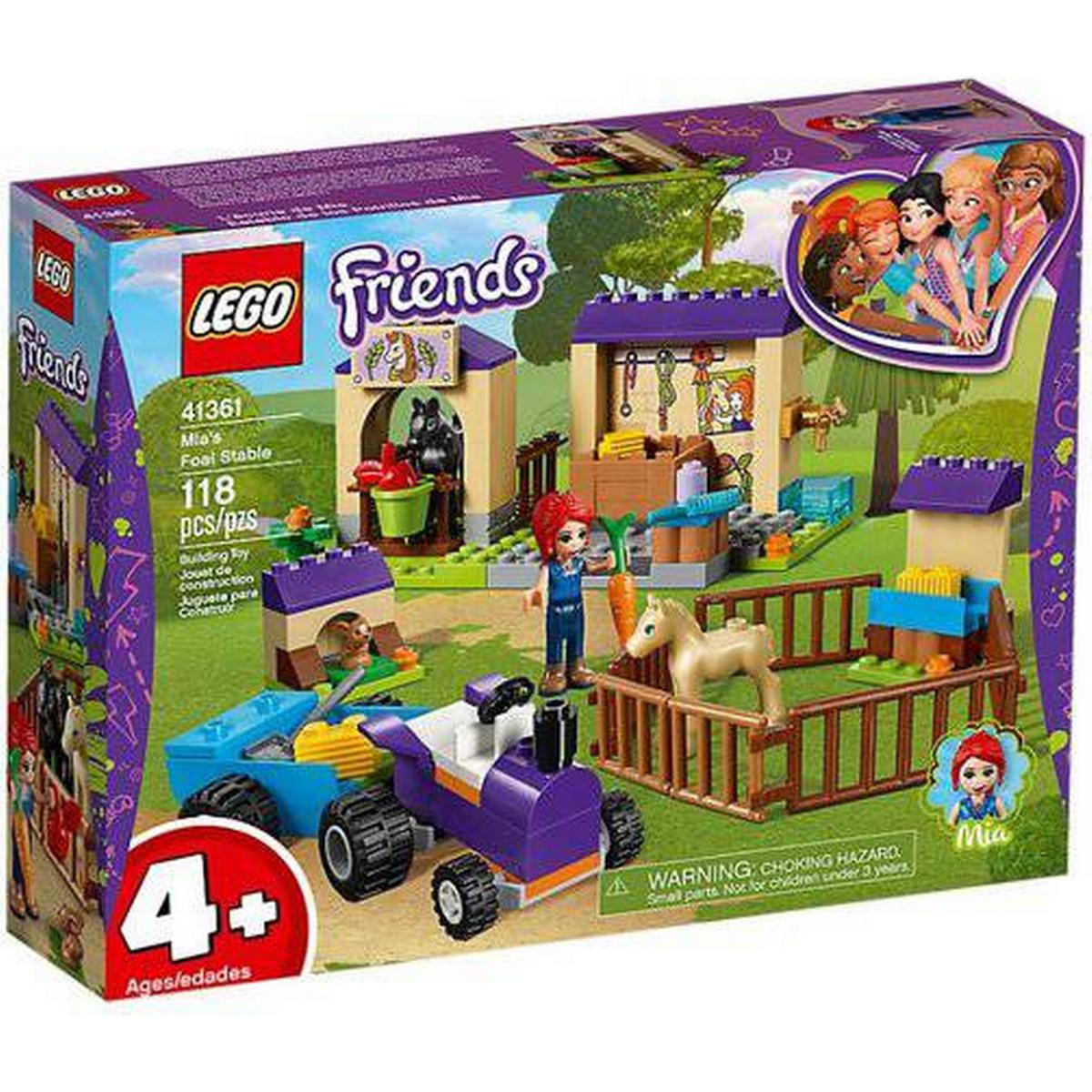 dbdd9b9a975 Bondegård - Lego Friends - Sammenlign priser hos PriceRunner