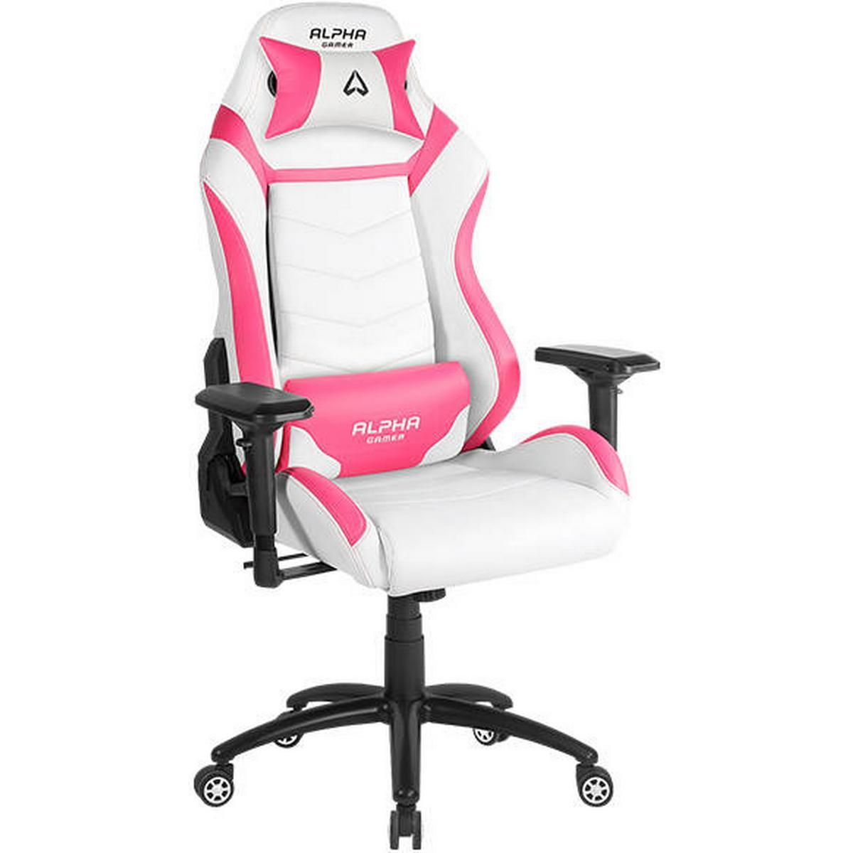 5010af363 Pink Gaming stol - Sammenlign priser hos PriceRunner