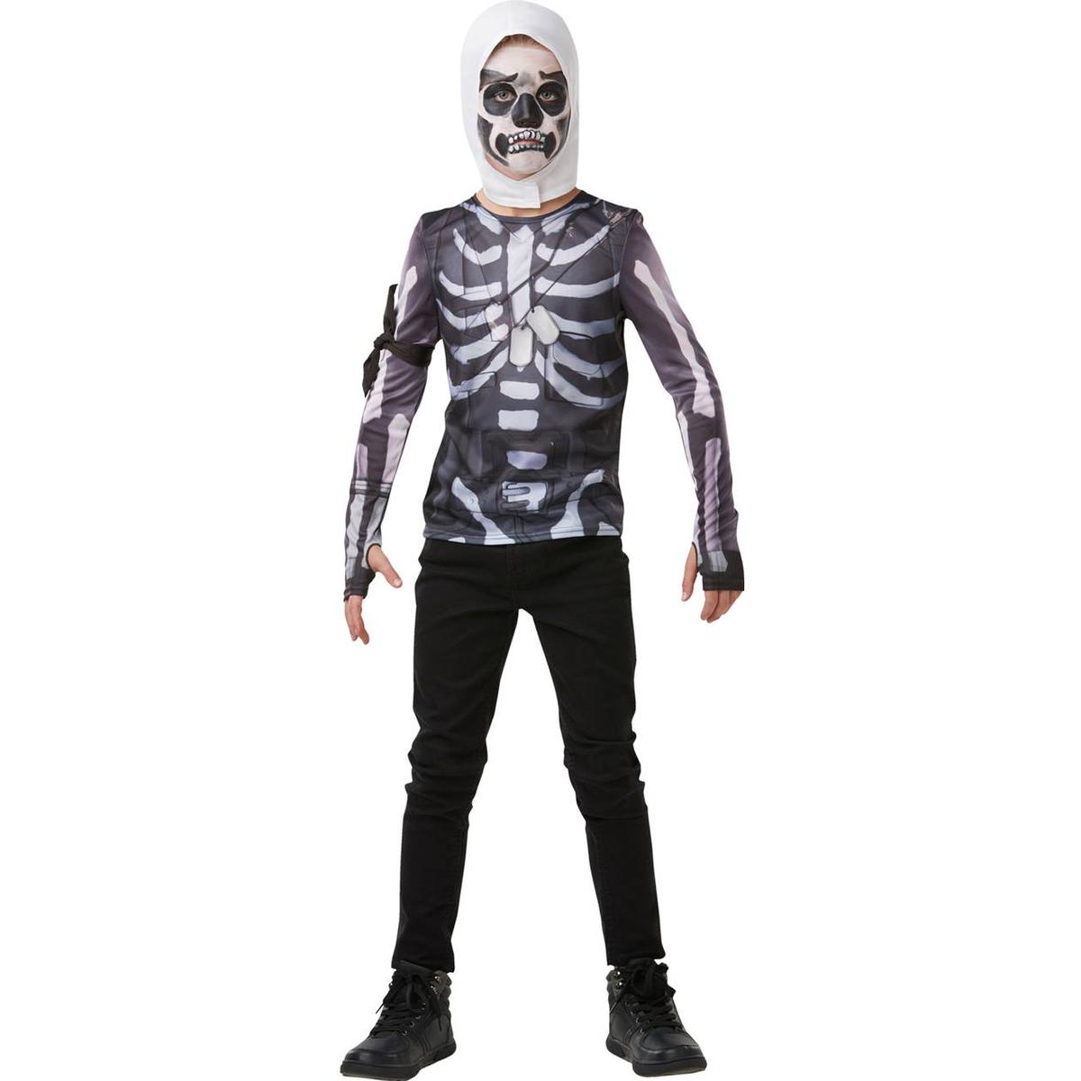 2563cab6357b Barn - Skelett Maskerad - Jämför priser på PriceRunner