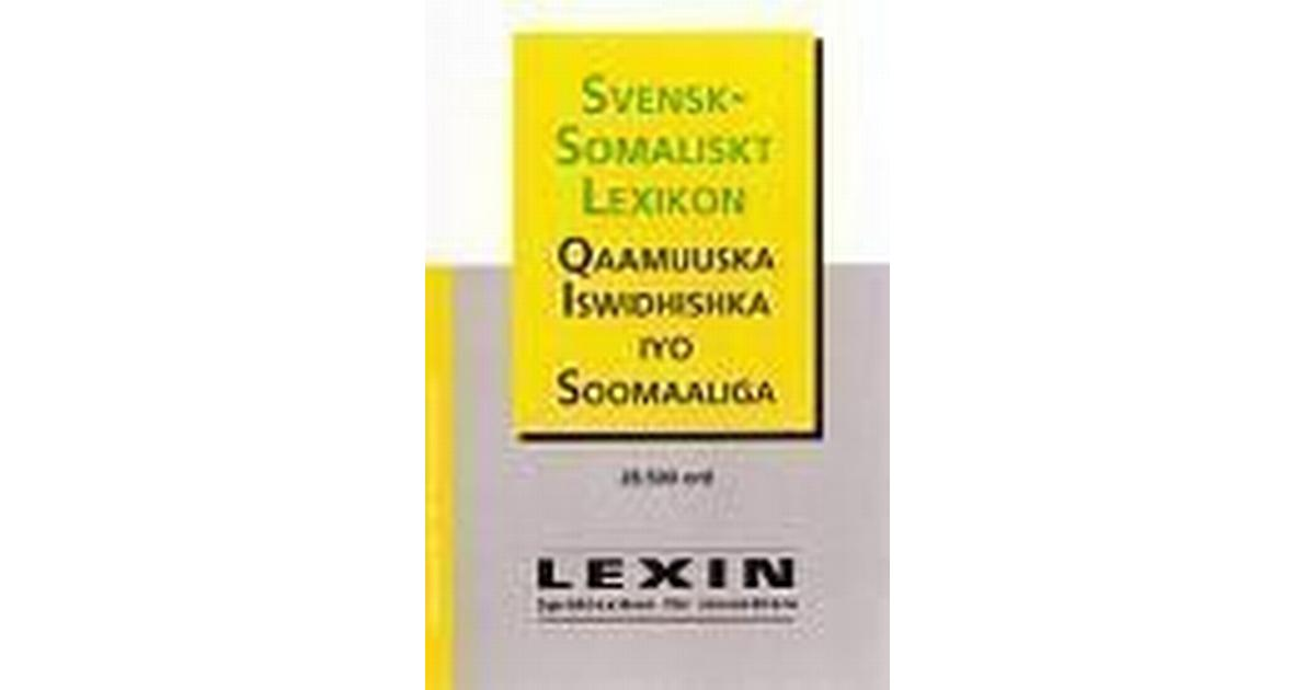 lexikon svenska somaliska