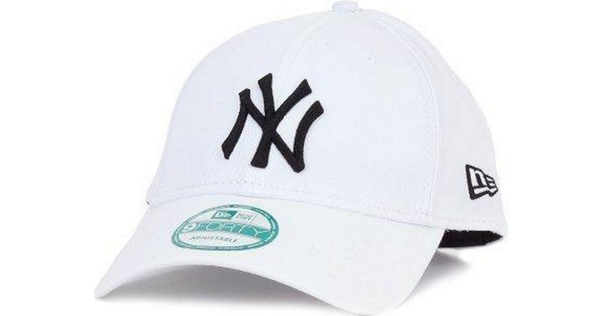 New Era New York Yankees 9Forty - Hitta bästa pris a2944f7647ea0