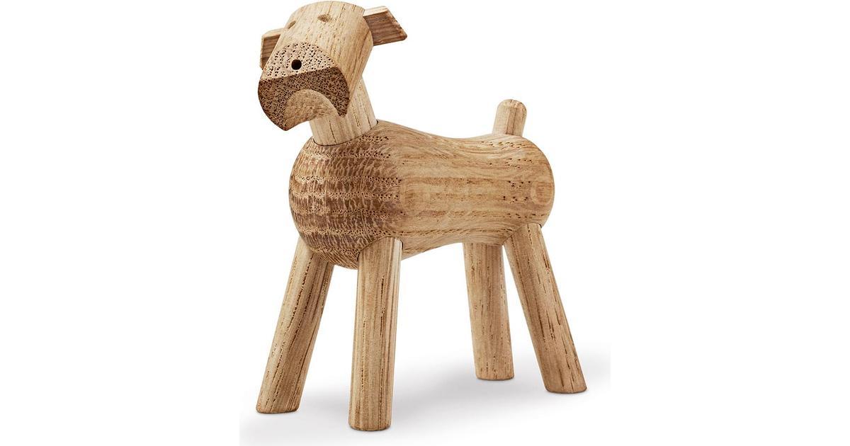 Opprinnelig Kay Bojesen Hund Tim 7.5cm Figur - Sammenlign priser hos PriceRunner NI-89