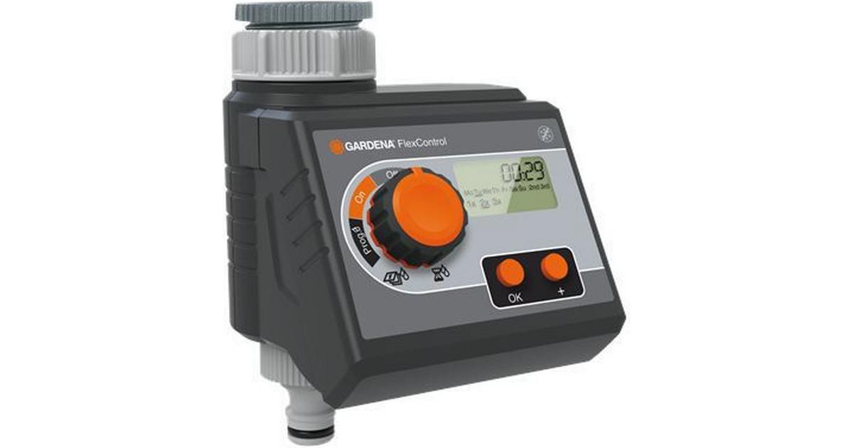 Gardena Water Computer FlexControl - Hitta bästa pris cc575349967da