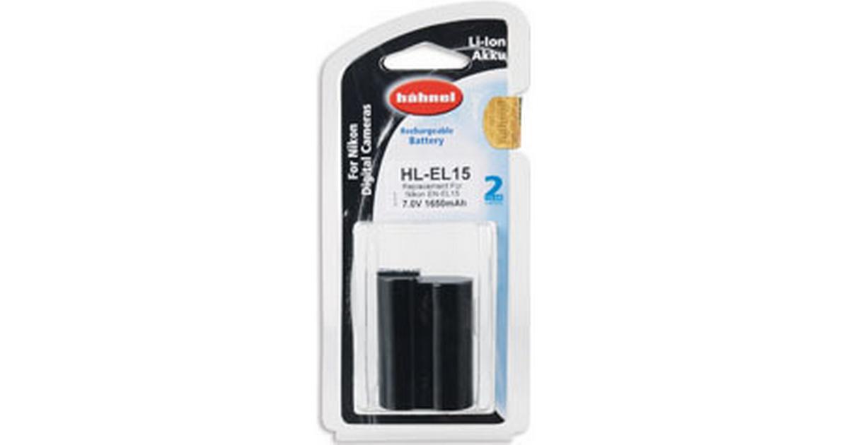 Hahnel HL-EL15 - Hitta bästa pris f26e203589432