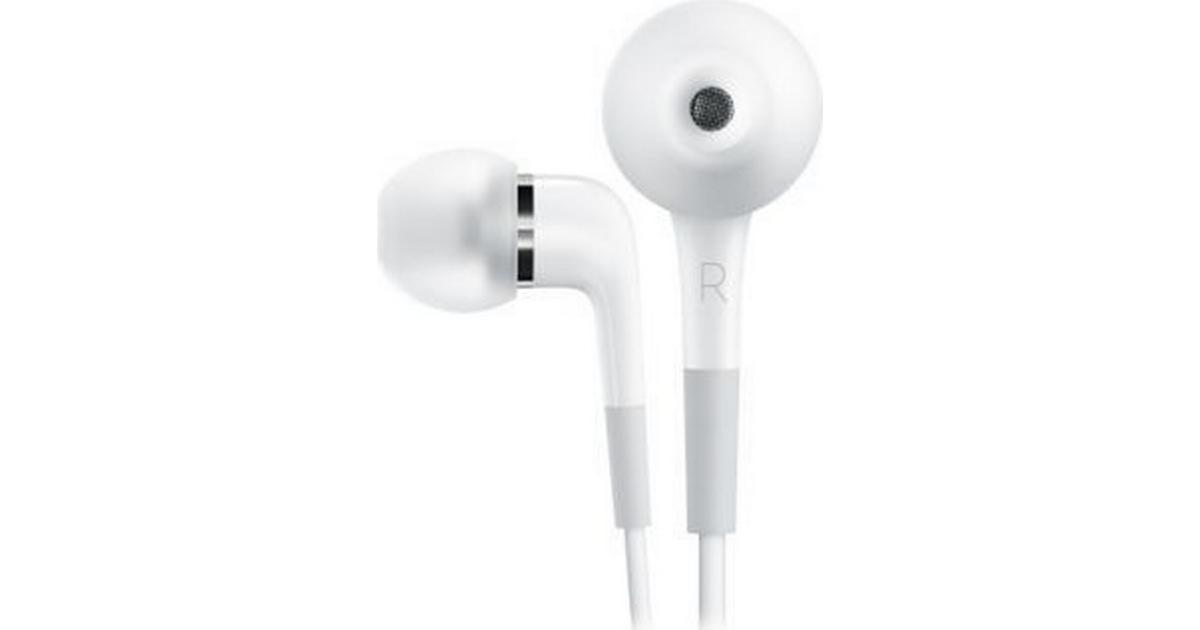 Apple In-Ear Headphones with Remote and Mic från 739 kr - Hitta bästa pris  och recensioner - PriceRunner 640ceef9f7565