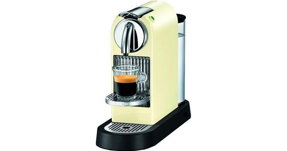 Nespresso Citiz D110 - Hitta bästa pris, recensioner och ...
