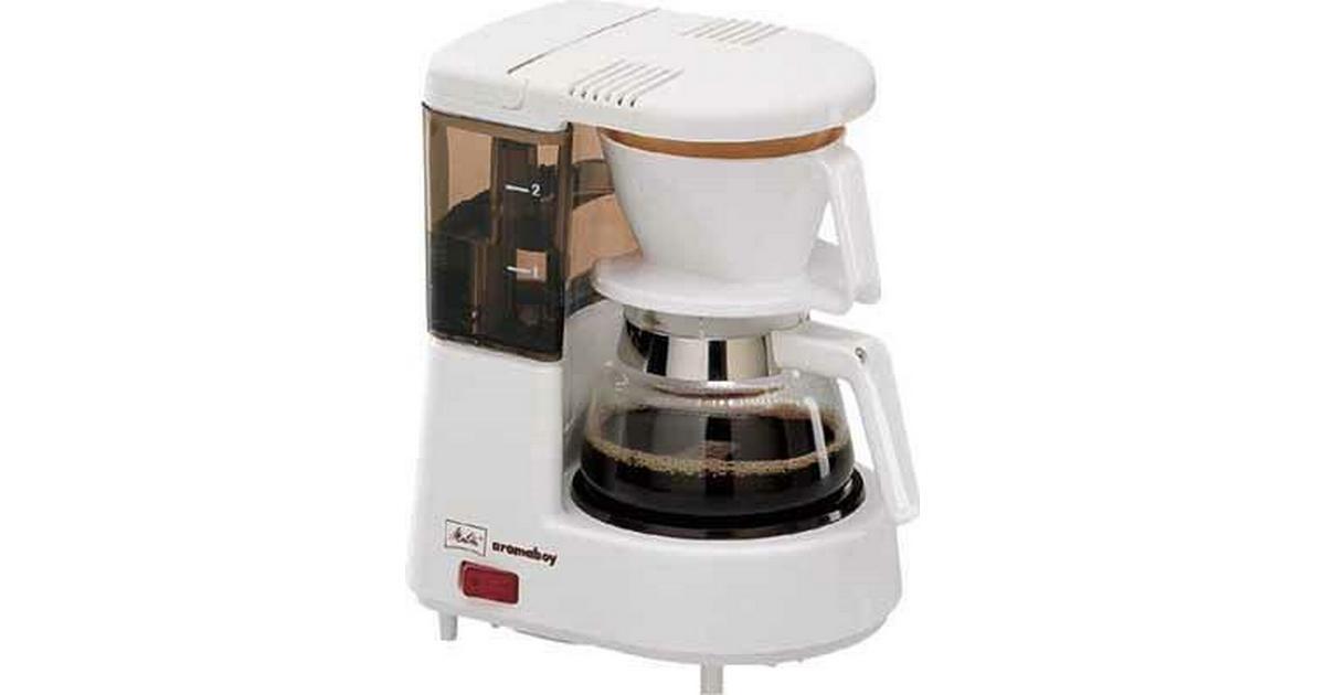 liten kaffebryggare 2 koppar