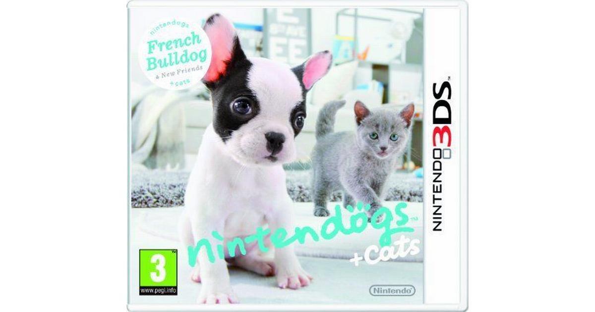 Nintendogs Cats French Bulldog New Friends
