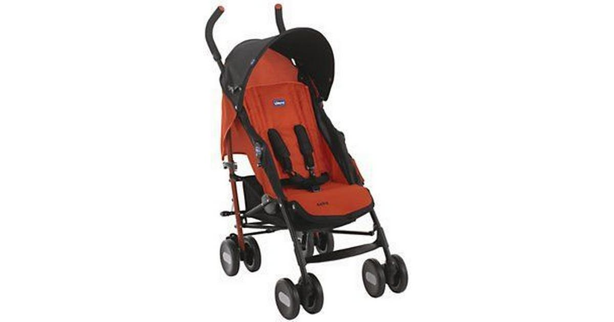 chicco echo paraplyklapvogn