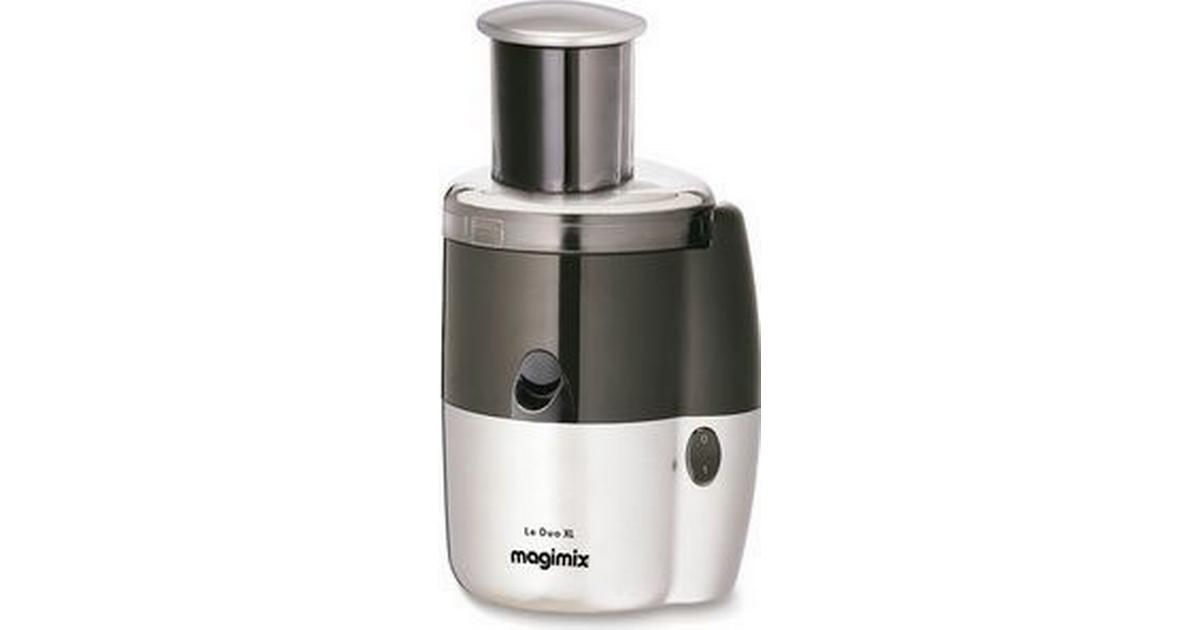 Magimix Duo XL - Hitta bästa pris, recensioner och produktinfo - PriceRunner
