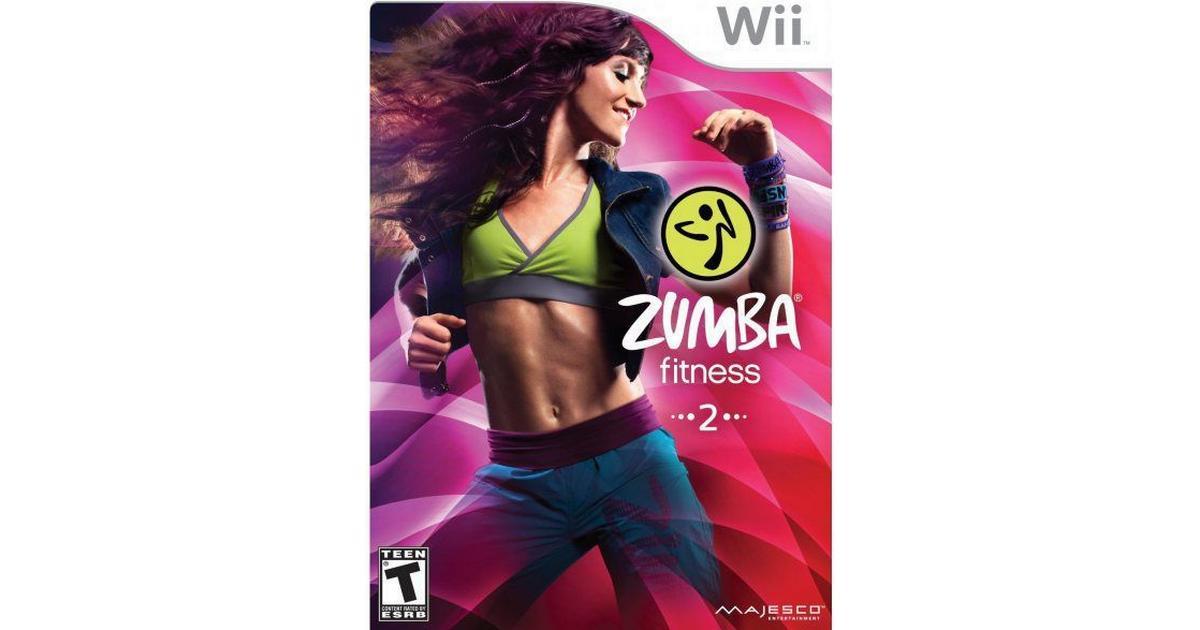 50341c6d950 Zumba Fitness 2 - Sammenlign priser hos PriceRunner