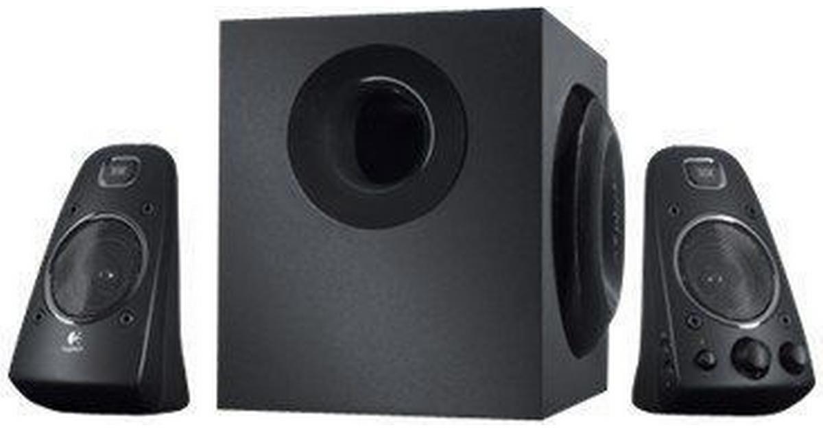 Logitech Z623 från 990 kr - Hitta bästa pris och recensioner - PriceRunner e28b45308d080