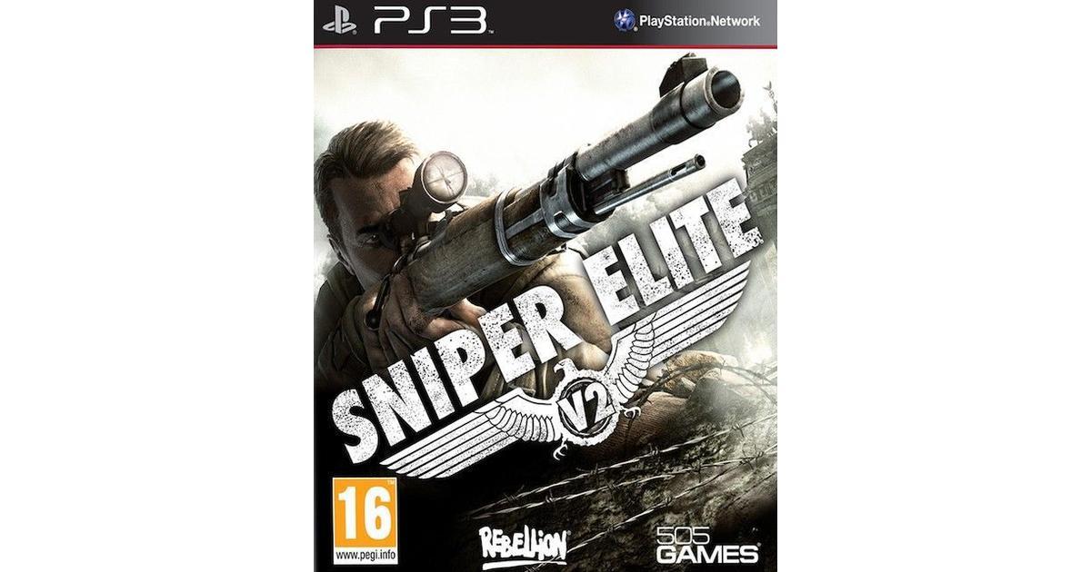 spel liknande sniper elite
