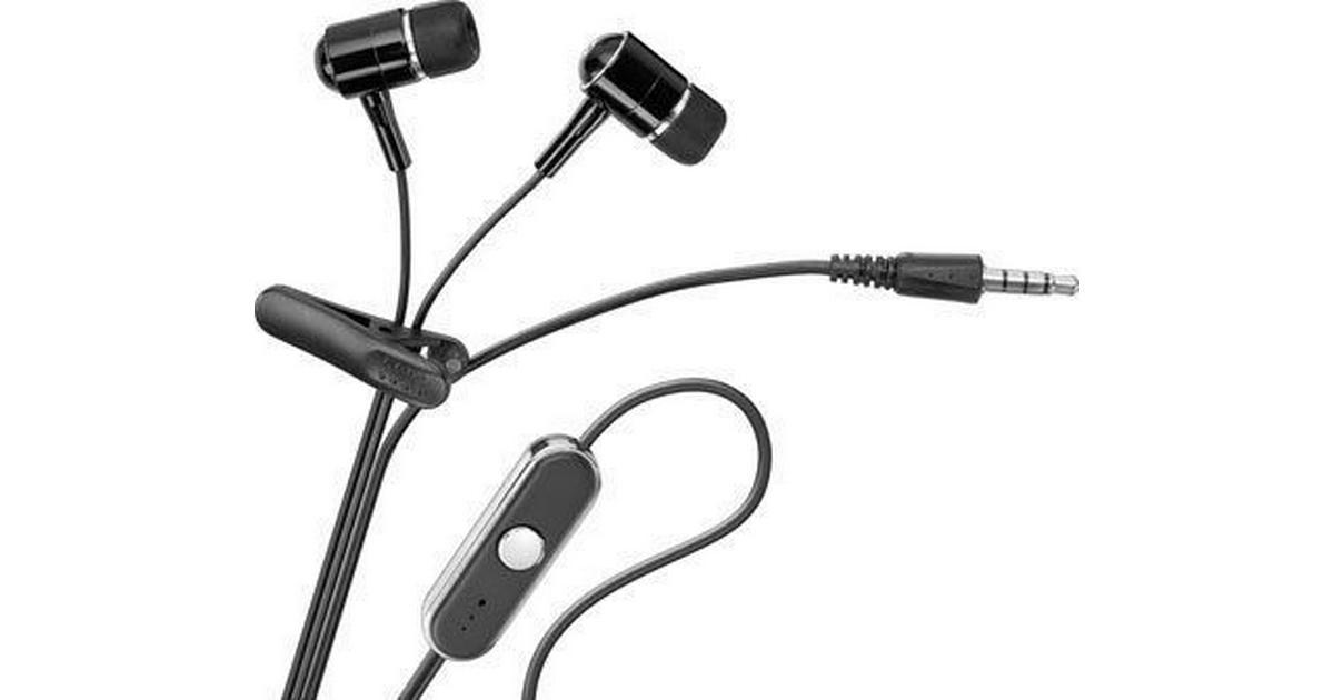 Hörlurar Iphone Platt Sladd