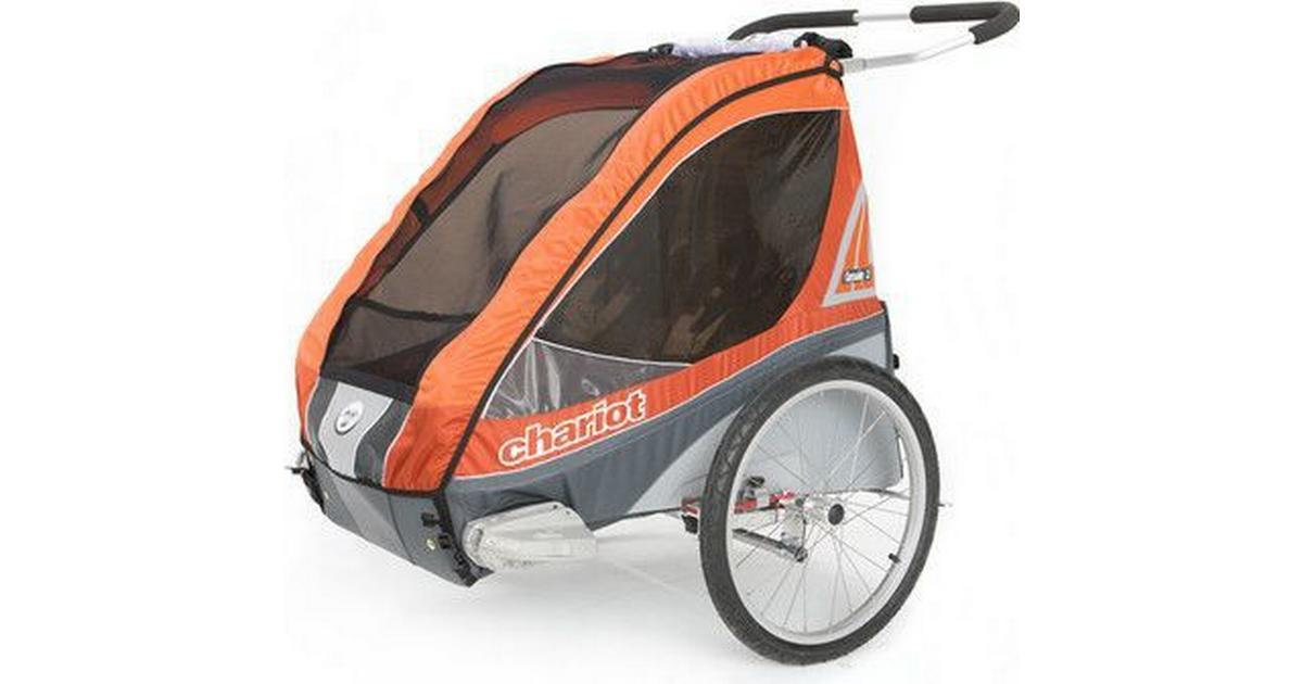 Thule Chariot Corsaire 1 Joggingvagn - Hitta bästa pris och recensioner -  PriceRunner 568d343017e94