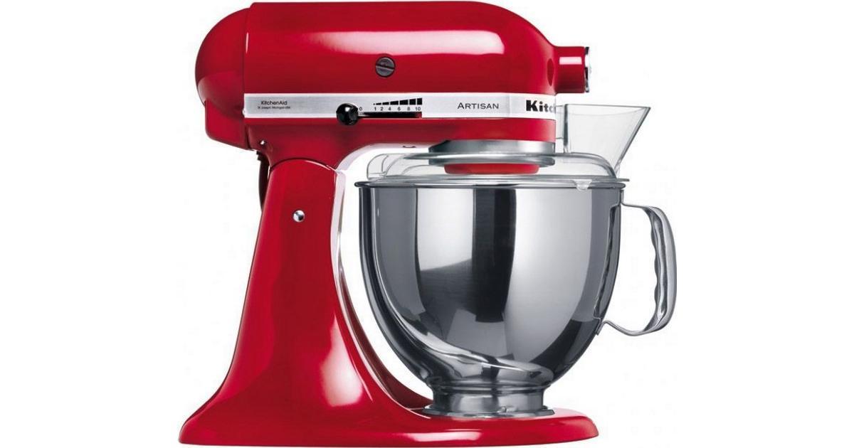 kitchen aid køkkenmaskine tilbud