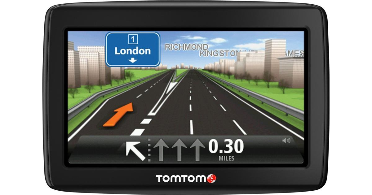 tomtom start 25 m hitta b sta pris recensioner och. Black Bedroom Furniture Sets. Home Design Ideas