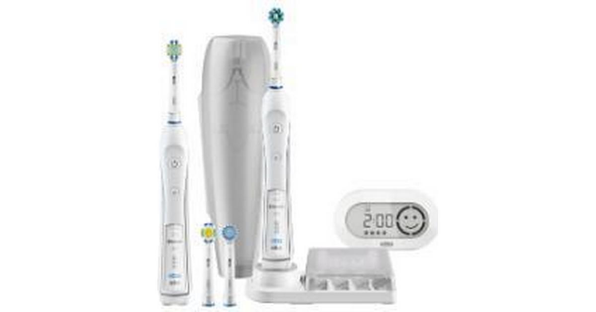 Oral-B Pro 6500 Duo - Hitta bästa pris 0dc538a70b3c6