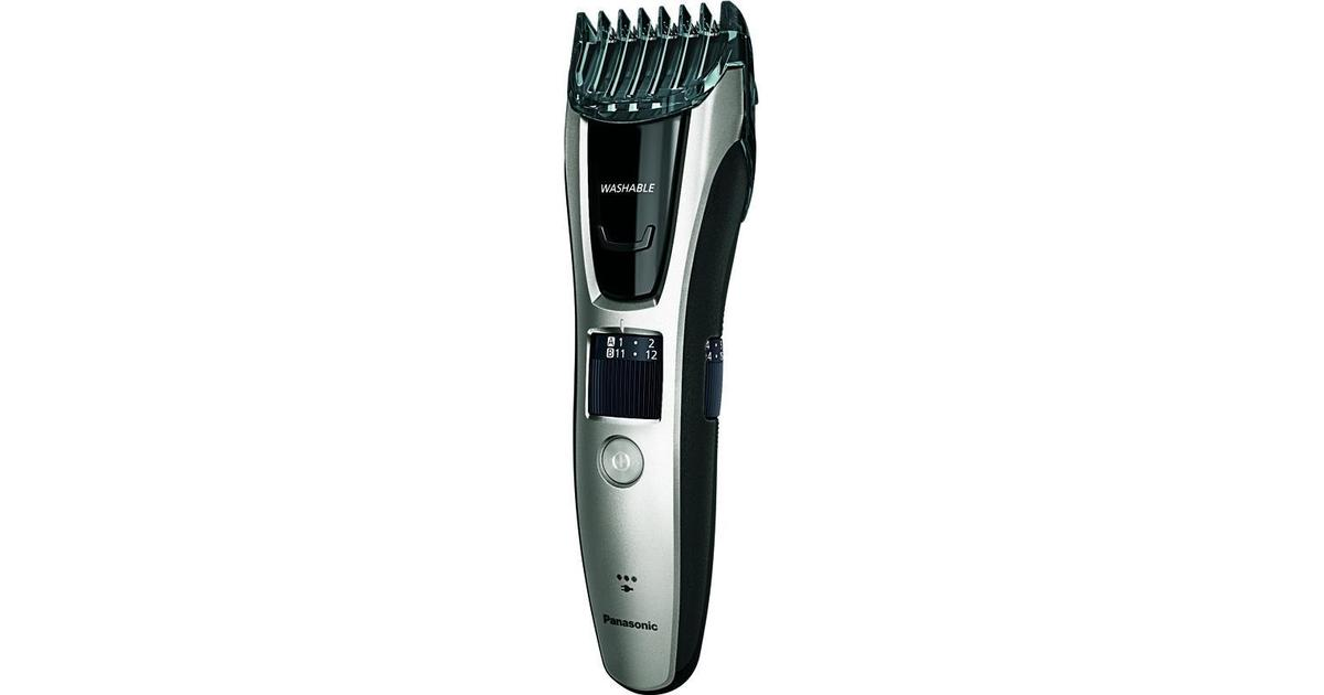 panasonic hårtrimmer test