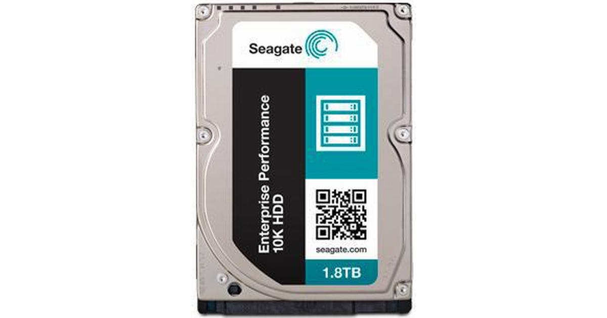 Seagate Enterprise Performance 10K ST1800MM0128 1.8TB HDD + 32GB SSD - Hitta bästa pris ...