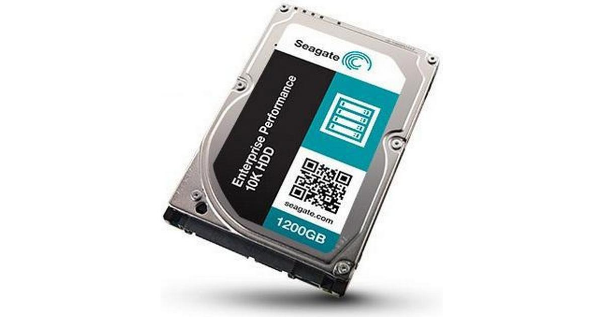 Seagate Enterprise Performance 10K ST1200MM0158 1.2TB HDD + 32GB SSD - Hitta bästa pris ...