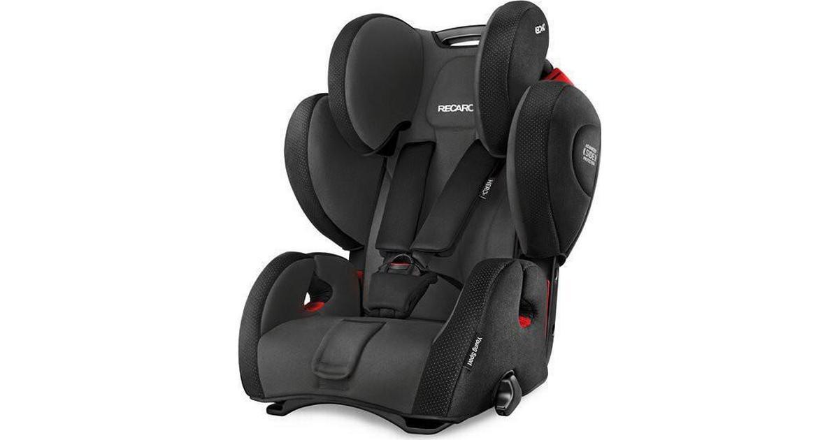 40ed3d712eee Recaro Young Sport Hero Car Seat - Compare Prices - PriceRunner UK