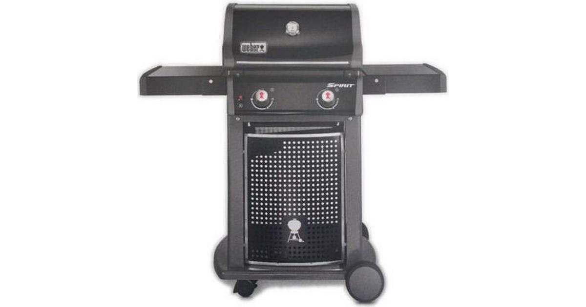 weber spirit classic e 210 gasgrill sammenlign priser hos pricerunner. Black Bedroom Furniture Sets. Home Design Ideas