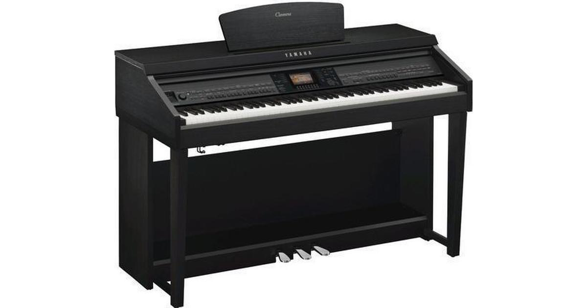 yamaha cvp 701 hitta b sta pris recensioner och. Black Bedroom Furniture Sets. Home Design Ideas