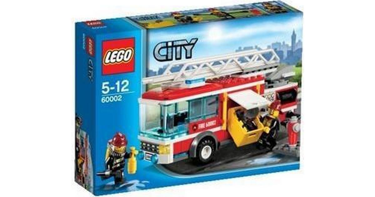 Folkekære Lego Brandbil 60002 - Hitta bästa pris, recensioner och CM-27