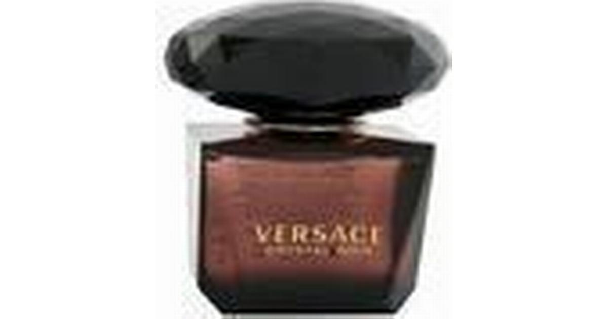 Versace Crystal Noir Edp 90ml Compare Prices Pricerunner Uk