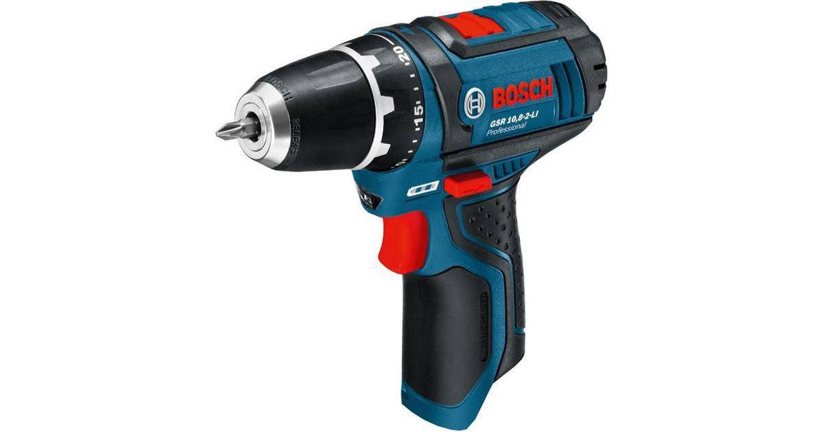 Bosch gsr 10 8 2 li professional 2x1 5ah sammenlign - Gsr 10 8 2 li professional ...