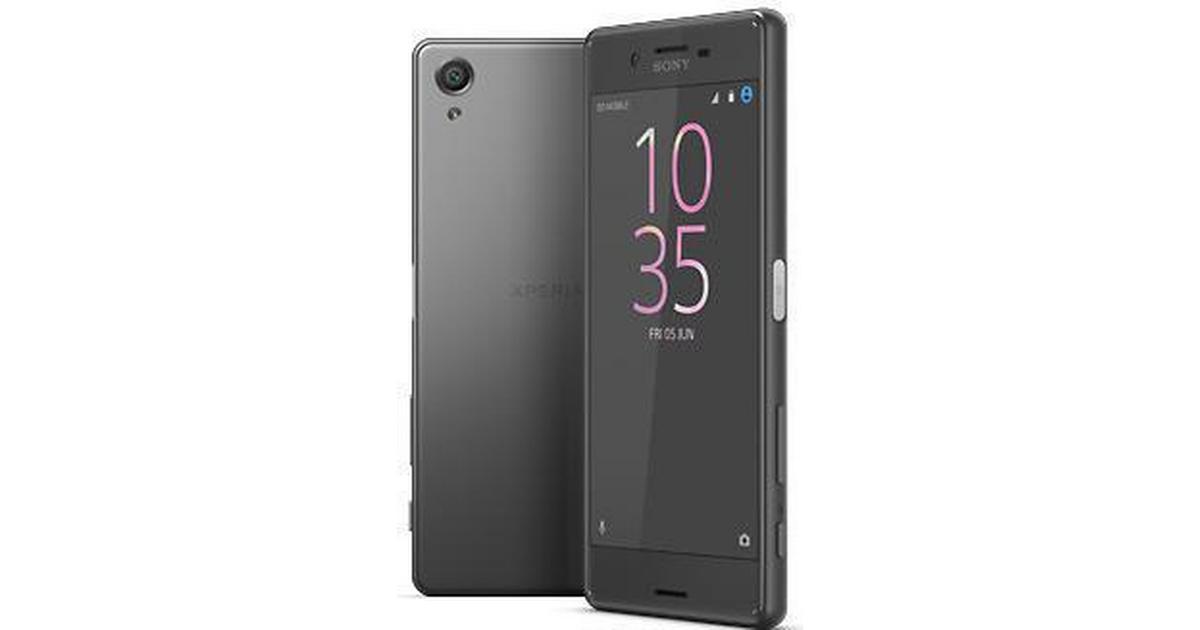 Fin Sony Xperia XA 16GB utan abonnemang - Hitta bästa pris och OY-81