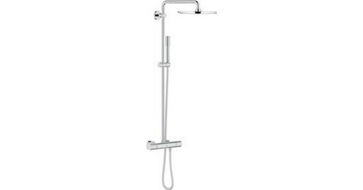 grohe rainshower system 310 krom 150c c hitta b sta pris recensioner och produktinfo. Black Bedroom Furniture Sets. Home Design Ideas